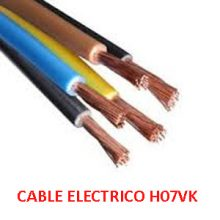 cable electrico h07vk